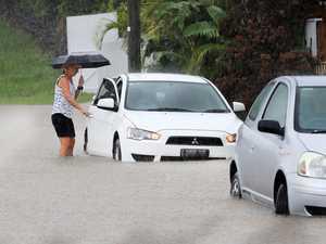 GALLERY: Rain floods Tweed Heads streets