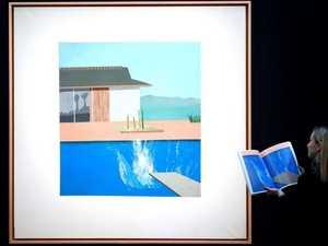 Hockney painting sells for eye-watering amount