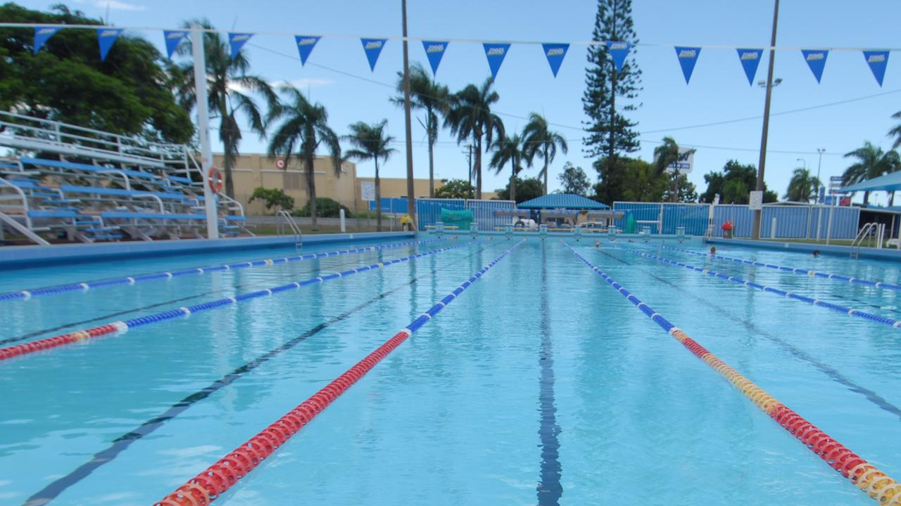Has the Mackay Memorial Pool become a political football in the lead-up to council elections?