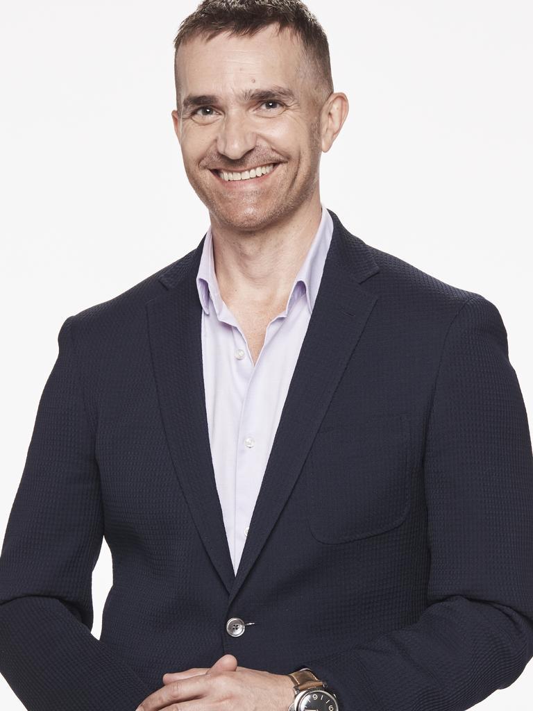 Expert John Aiken.