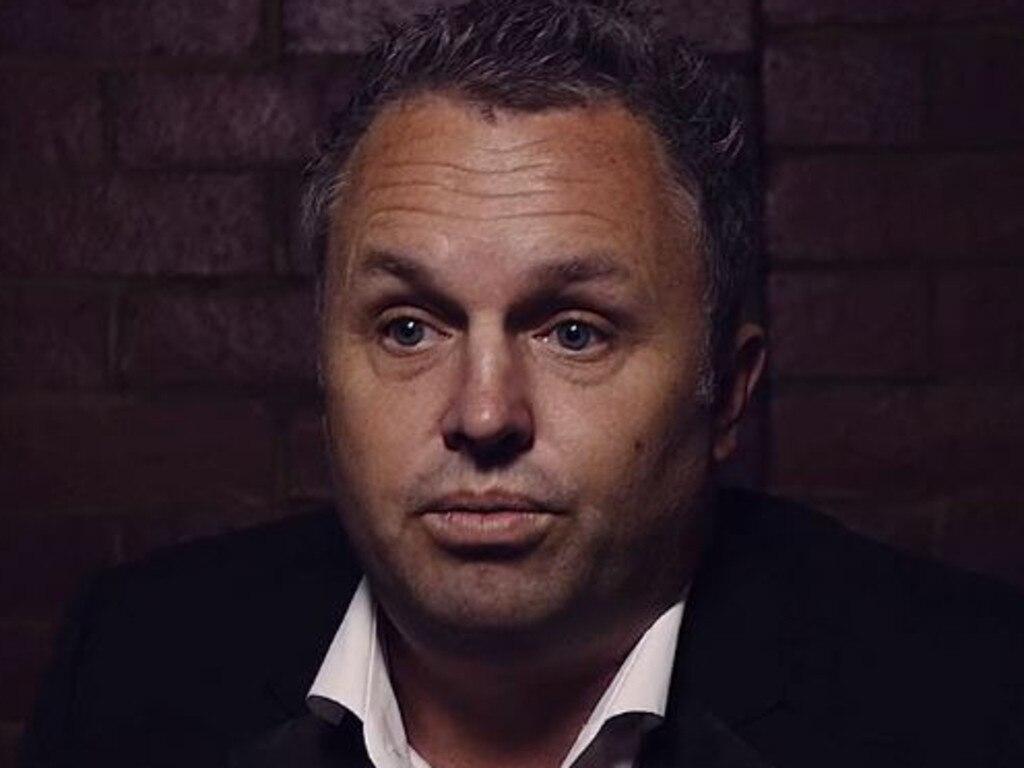 Vystal Property Group director Martin Graham.