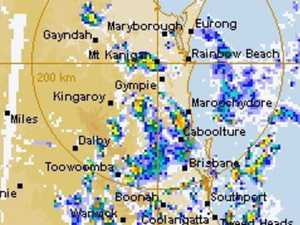 Double threat, flash flooding looms for Gympie region