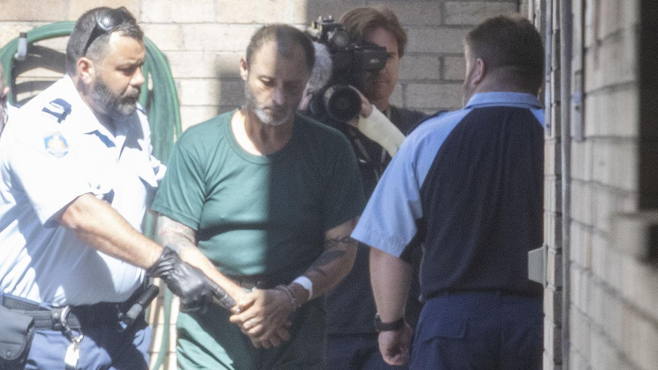 Anthony Sampieri will face sentencing today. Picture: Hollie Adams/The Australian