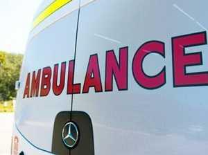 Motorcyclist injured in Cooloola Coast crash