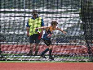 Little athletes track big results