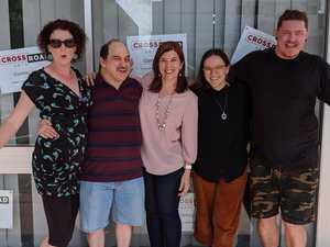 Crossroad Arts turns a corner at new location