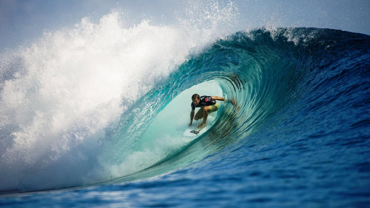 BACK HOME: Former professional Kieren Perrow is back surfing for Byron Bay in the Australian Boardriders Battle at Newcastle this weekend. Photo WSL