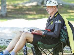 A cold beer with . . . see what master coach thinks