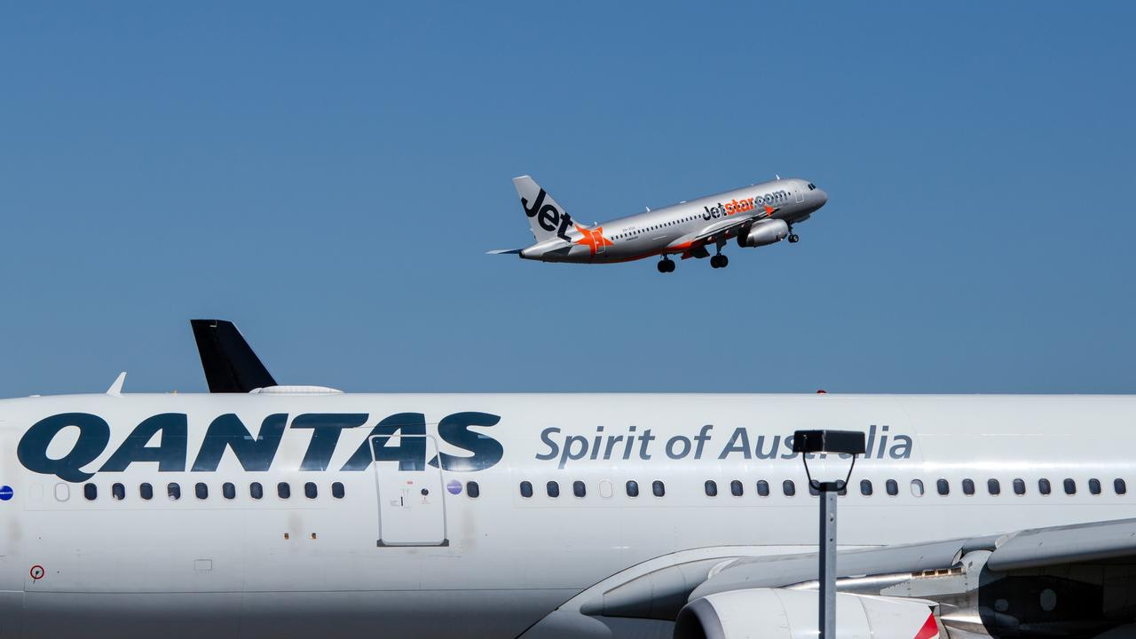There will be fewer direct flights to and from Darwin on Jetstar and Qantas from March