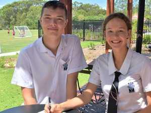 Teens eager to make 'global impact'