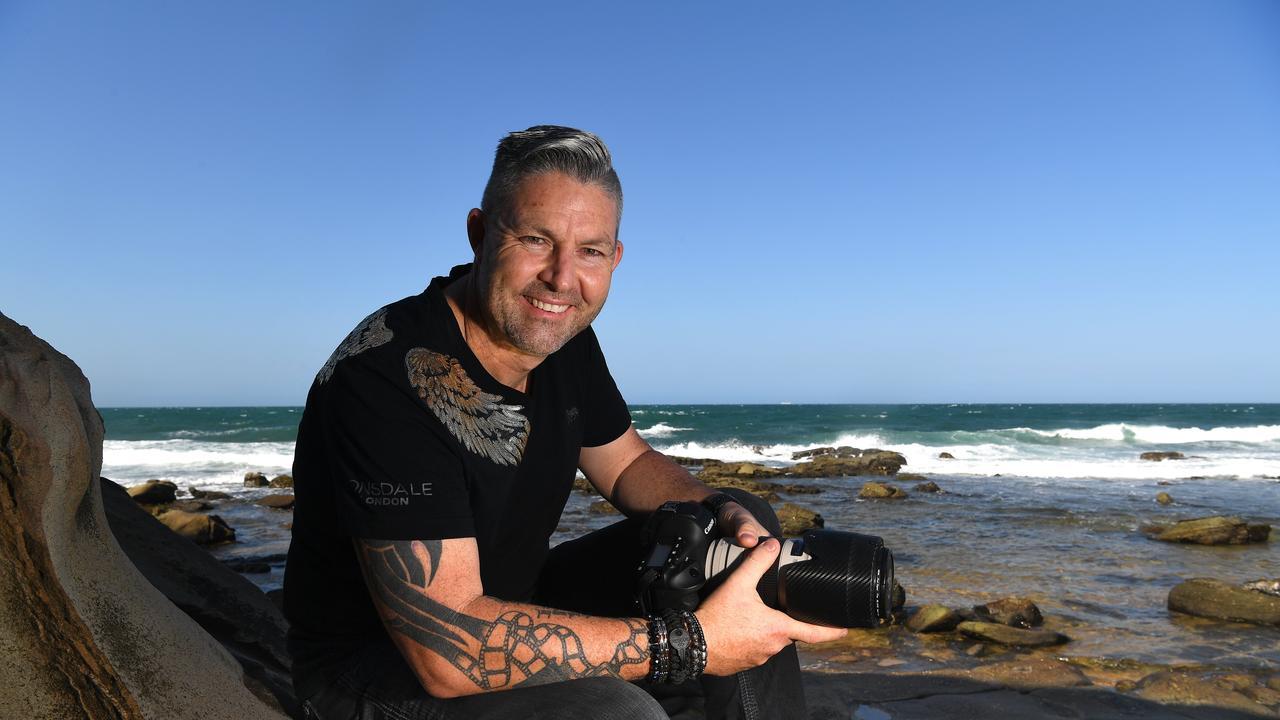Award-winning wedding photographer Ben Connolly.