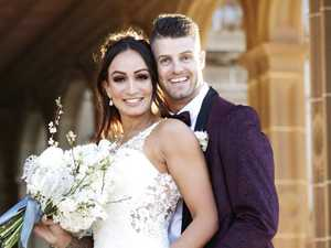 MAFS star slams 'horrendous' bride