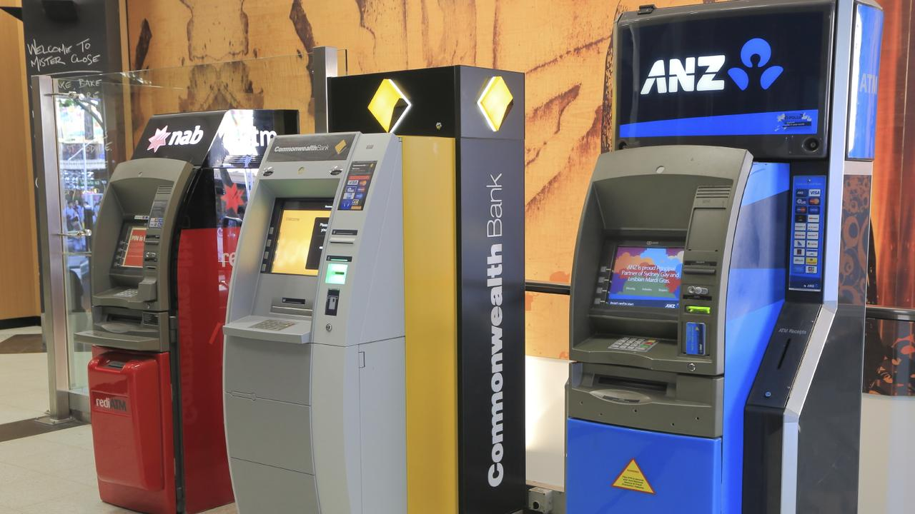 Australians wasting $43 million every year in ATM fees.
