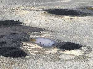 Council defends 'useless filling in of potholes'