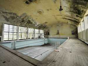 Haunting shots of lost Olympic venues