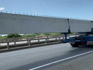 Major infrastructure pieces delivered to Mackay Ring Road site
