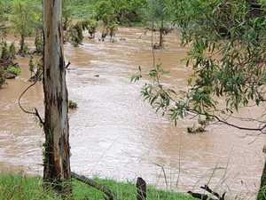 HOW MUCH? Dams get a boost after welcome rain