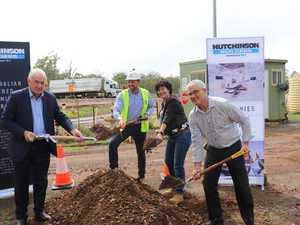 Work starts on $13.9m waste management facility