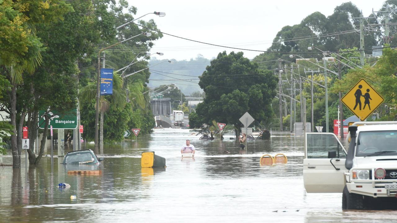 The 2017 Lismore Flood