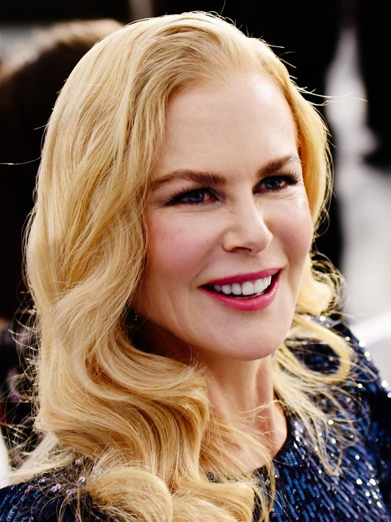 Nicole Kidman was number four on the list of highest paid actresses. Picture: Getty Images