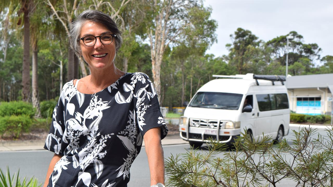 Yanni Van Zijl is the latest person to run as council candidate in upcoming Noosa Council election.