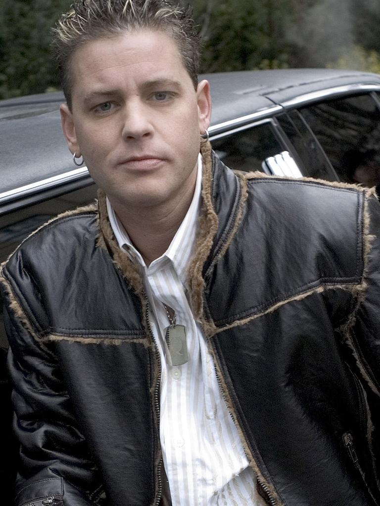 Corey Haim. Picture: Supplied