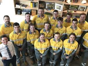 New recruits to service the region's electricity