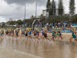 Mooloolaba Tri a crowd favourite