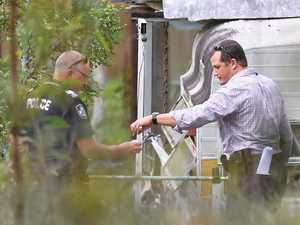 Police scour crime scene after Fraser Coast shooting