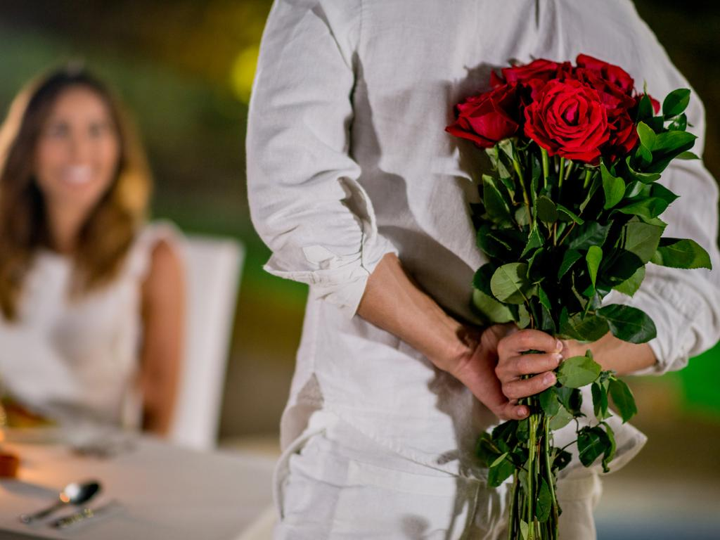 Unsurprisingly roses are the most popular flowers. Picture: iStock.