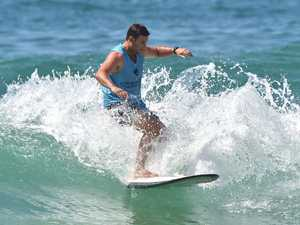 Surf charity brings world champs on board to help kids