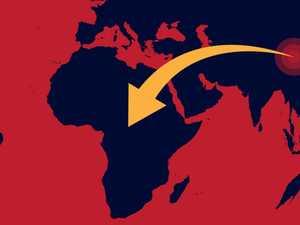 Region where coronavirus could be unstoppable