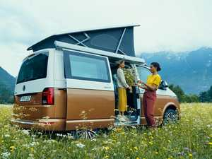 VW 'Kombi camper' returns