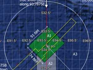 New MH370 search areas pinpointed
