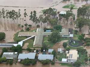Jandowae suffers through highest flood levels in history