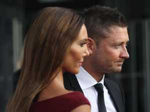 Run out: Michael, Kyly Clarke confirm divorce