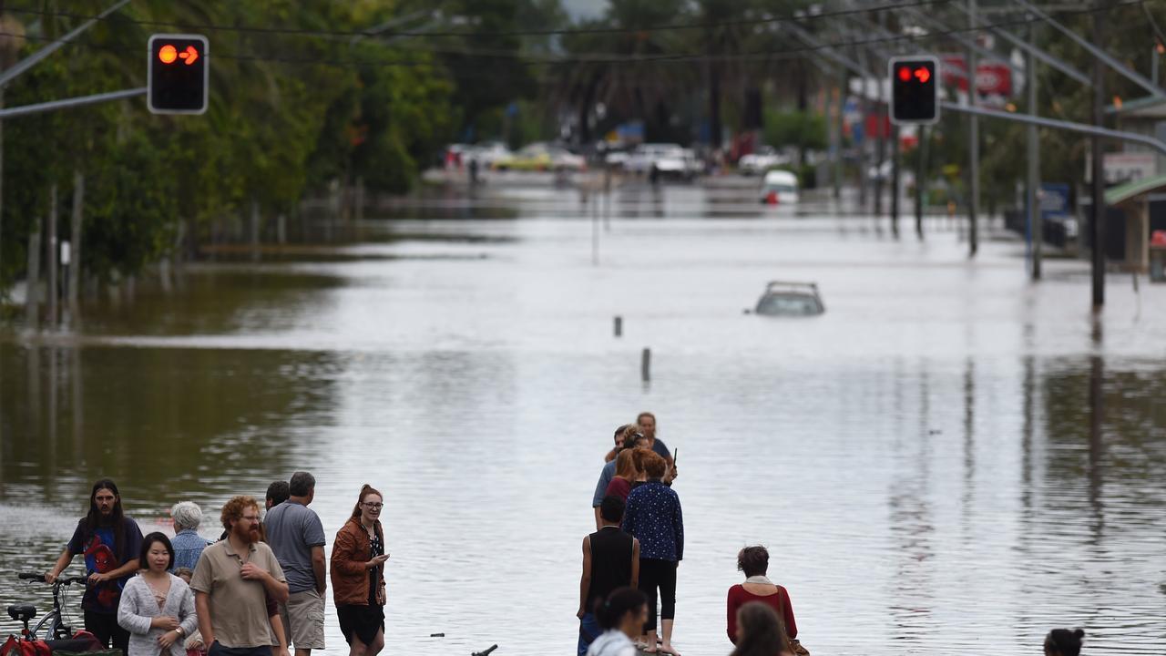 The 2017 Lismore Flood