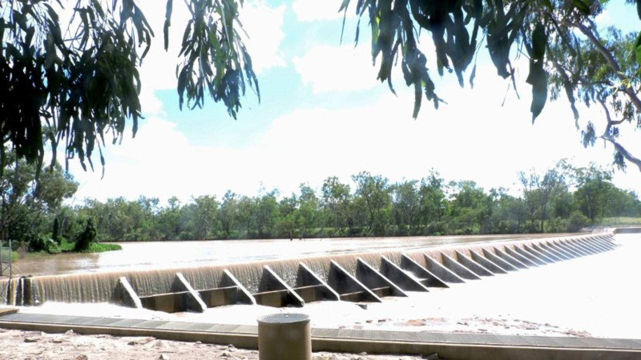 OVERFLOW: High turbidity levels have placed Moura residents on a boil water alert with test results to possibility lift the alert expected today.
