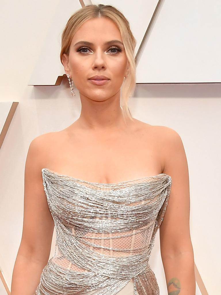 Scarlett Johansson is Hollywood's highest paid actress. Picture: Getty Images