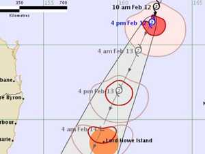 Cyclone Uesi not expected to affect CQ waterways