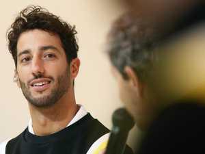 Ricciardo's 2020 F1 car 'in bits'