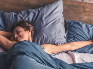 Stock up on sleep, not groceries: doctor