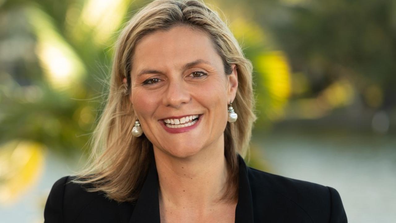 New Noosa mayoral challenger Clare Stewart.