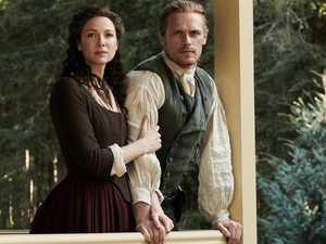 Outlander stars reveal real life bond