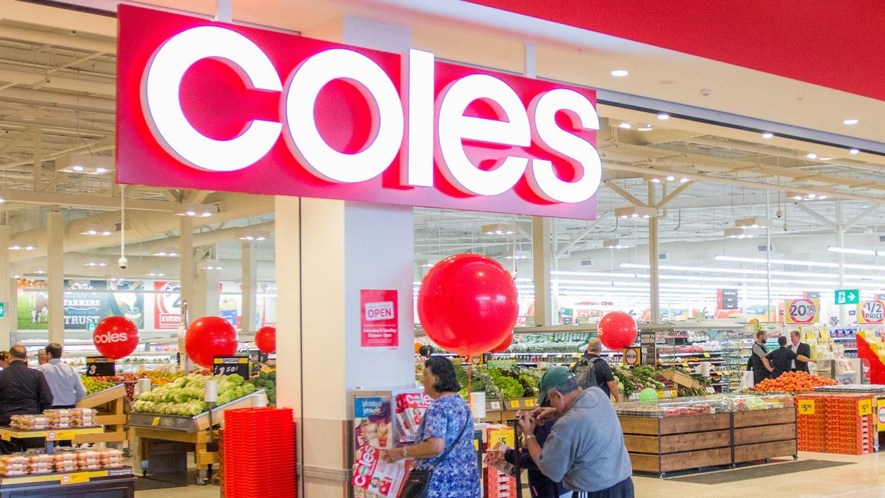 Coles has announced its Middle Park store would no longer offer a deli for customers. Picture: File.