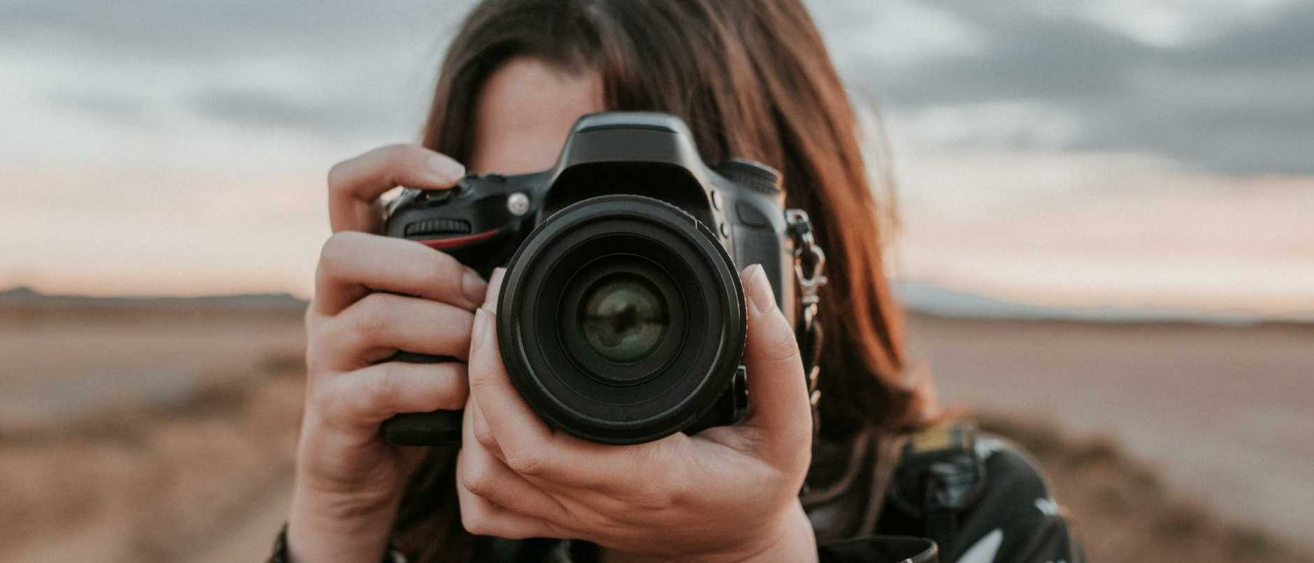 Put down your smartphone and pick up a camera: that's the message from the world's top photographic firms that are queuing up to launch new products.