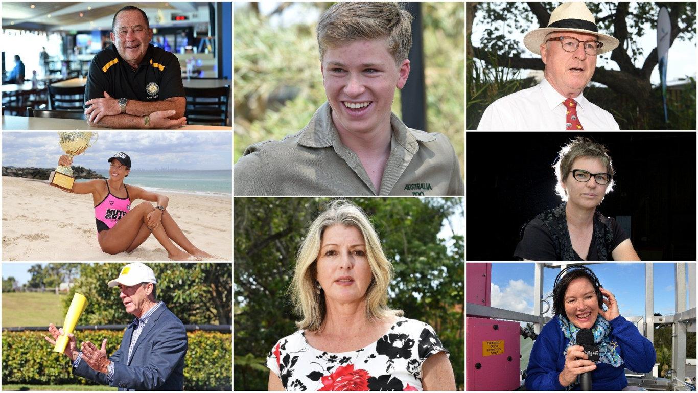 POWER 100: Ashley Robinson, Lana Rogers, Brett Graham, Robert Irwin, Narelle McCarthy, Mark Jamieson, Sherele Moody and Caroline Hutchinson are among others in the Daily's Power 100 list.