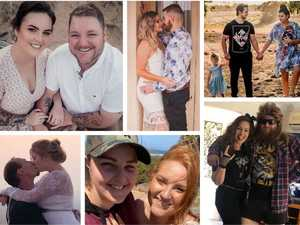 Loved up: Bundy couples share their sweet stories