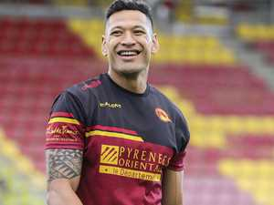 Folau named in Catalan squad