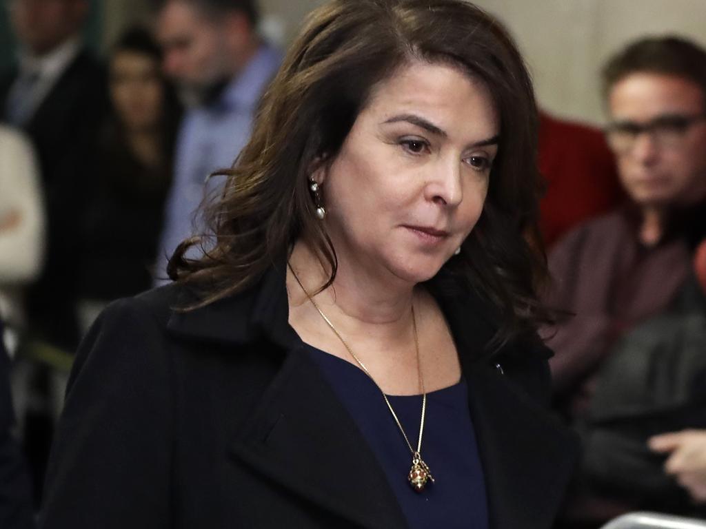 Annabella Sciorra. Picture: AP